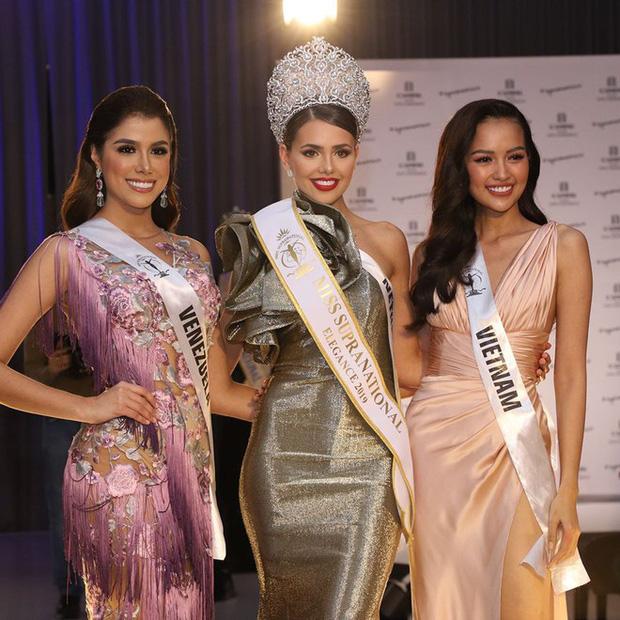 Hành trình đến Top 10 Miss Supranational của Ngọc Châu: Gặp sự cố vẫn liên tục lập thành tích, đưa Việt Nam 2 năm liền là Hoa hậu Châu Á - Ảnh 5.