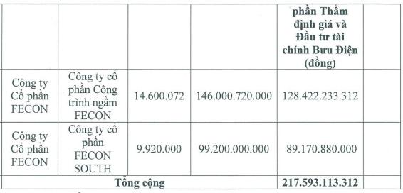 Fecon (FCN) muốn huy động 100 tỷ qua trái phiếu trong năm 2019, lãi suất 11%/năm - Ảnh 2.