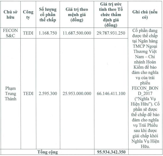 Fecon (FCN) muốn huy động 100 tỷ qua trái phiếu trong năm 2019, lãi suất 11%/năm - Ảnh 4.