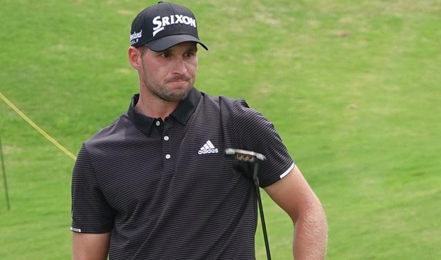 Tiếng hét của khán giả khiến tay golf trẻ tuột mất chức vô địch, phản ứng của anh ấy sau đó là một bài học về trí tuệ cảm xúc - Ảnh 1.