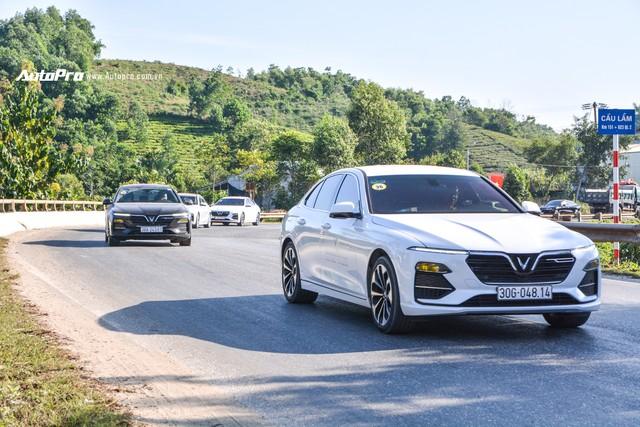 10 ưu và nhược điểm của VinFast Lux A2.0 sau 3 ngày trải nghiệm với 1.000 km qua đủ mọi cung đường - Ảnh 2.