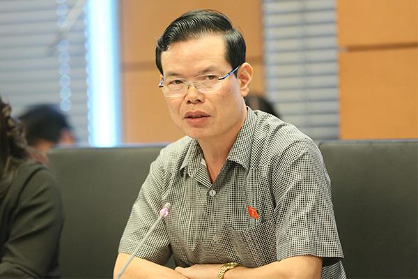 Đề nghị Bộ Chính trị xem xét kỷ luật ông Triệu Tài Vinh - Ảnh 1.