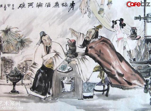 Thiên hạ anh hùng duy chỉ có Quân và Tháo thôi, Lưu Bị tới khi chết rồi mới biết thì ra chỉ khi có Tào Tháo, bản thân mới có giá trị - Ảnh 1.