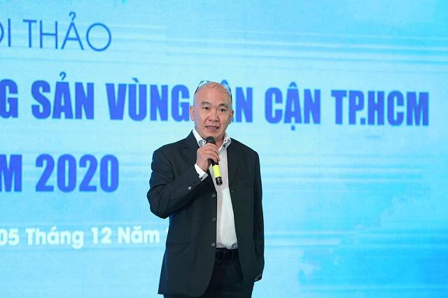 Năm 2020, vùng ven TP HCM quyết định nguồn cung thị trường phía Nam - Ảnh 3.