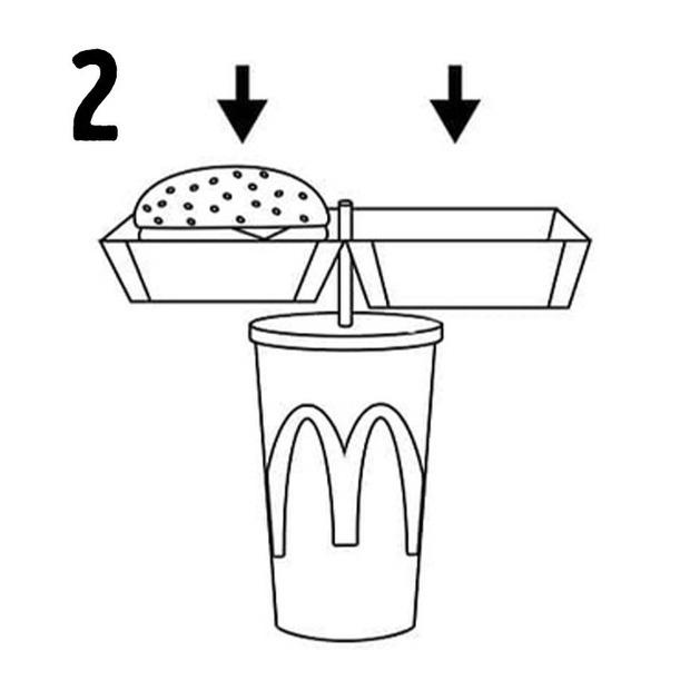 Hóa ra đây mới là cách ăn fastfood đúng mà lâu nay chúng ta đã không biết, nhưng nó tồn tại nhược điểm có thể khiến bạn giận tím người - Ảnh 3.