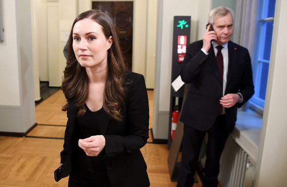 Chân dung bà Sanna Marin, vị thủ tướng trẻ nhất trong lịch sử - Ảnh 8.