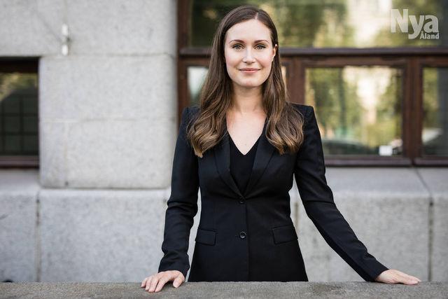Chân dung bà Sanna Marin, vị thủ tướng trẻ nhất trong lịch sử - Ảnh 10.