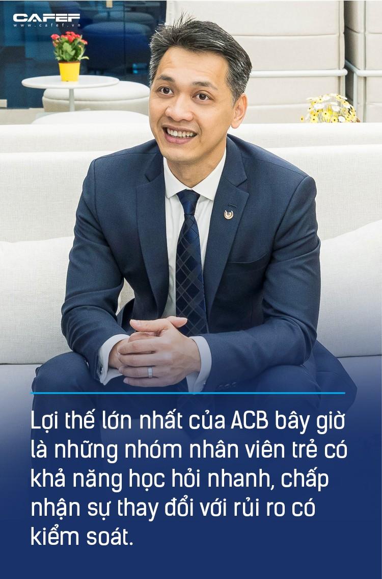 Chủ tịch HĐQT ACB Trần Hùng Huy: Mình không biết nhảy, không biết hát nhưng có thể học và không sợ quê! - Ảnh 10.