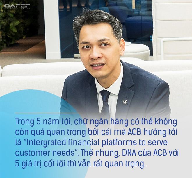 Chủ tịch HĐQT ACB Trần Hùng Huy: Mình không biết nhảy, không biết hát nhưng có thể học và không sợ quê! - Ảnh 7.