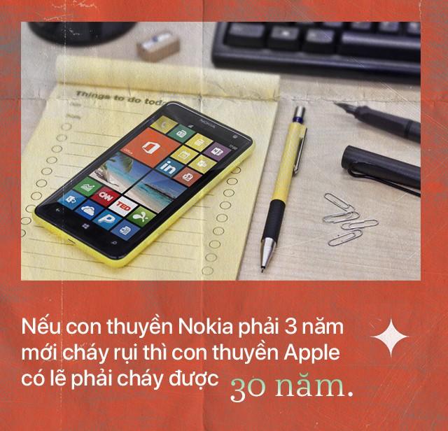 Vì sao nói Apple khó có thể lâm vào tình cảnh của Nokia ngày trước? - Ảnh 5.