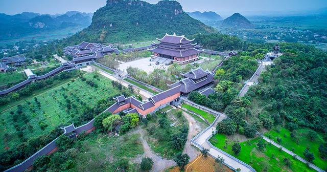 Đại gia ăn chay Xuân Trường: Doanh nhân kín tiếng rước xá lợi Phật, mua thiên thạch mặt trăng, xây ngôi chùa lớn nhất thế giới - Ảnh 1.