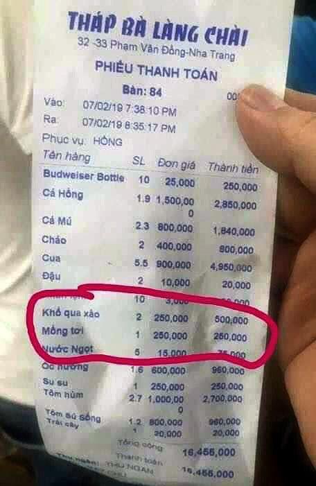 Tổng kiểm tra dịch vụ du lịch ở Nha Trang sau vụ chặt chém - Ảnh 2.