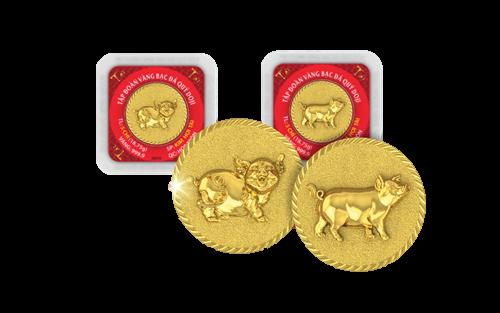 Tất bật săn heo vàng đầu năm và đây là số lượng vàng nên mua trong ngày Thần Tài để cả năm phát tài lộc - Ảnh 1.