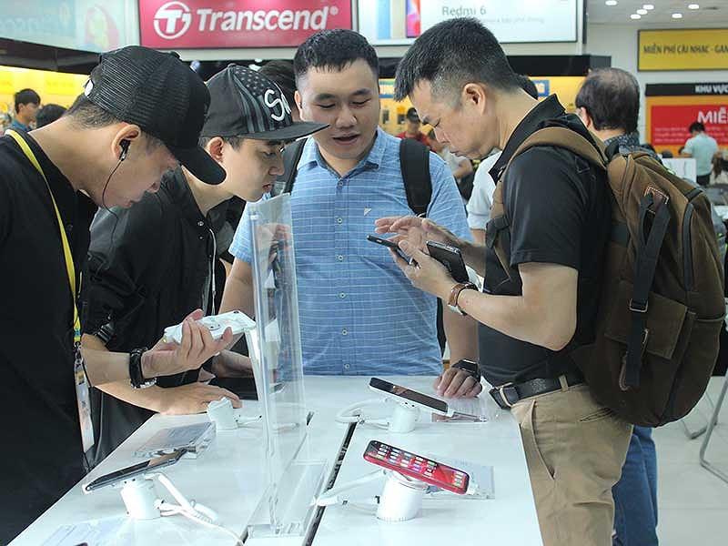 Вьетнамцы стали мировыми лидерами по поиску в Google информации о новых моделях iPhone