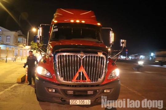 Tài xế xe tải tiết lộ lý do sốc việc sử dụng ma tuý khi chạy đường dài  - Ảnh 2.