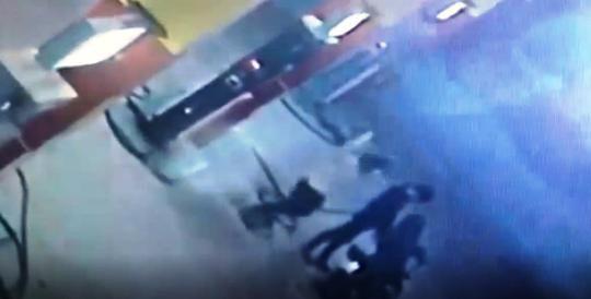 Công an Bình Thuận kêu gọi truy xuất camera hành trình để truy bắt kẻ giết nhân viên cây xăng - Ảnh 1.