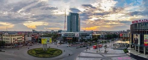 Thành phố Hà Tĩnh được công nhận là đô thị loại II - Ảnh 1.