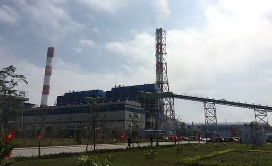 Thủ tướng cắt băng khánh thành nhà máy nhiệt điện 1,27 tỉ USD ở Thái Bình - Ảnh 2.