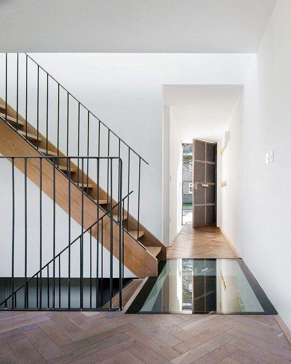 Biến nhà để xe thành nhà 3 tầng tuyệt đẹp với chi phí 1 tỷ đồng - Ảnh 3.