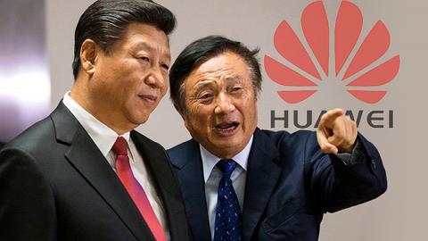 Nhà sáng lập Huawei cáo buộc vụ bắt giữ con gái ông có động cơ chính trị - Ảnh 2.
