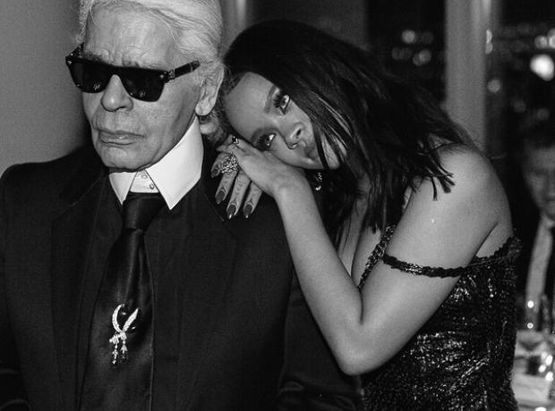 Chấn động: Huyền thoại Karl Lagerfeld - Giám đốc sáng tạo của Chanel vừa qua đời tại Paris - Ảnh 1.