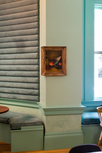 Ý tưởng thiết kế quán cà phê phong cách trẻ trung - Ảnh 7.