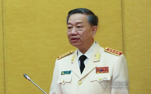 Bộ trưởng Tô Lâm: Xây dựng đội ngũ cán bộ Công an ngang tầm nhiệm vụ - Ảnh 1.
