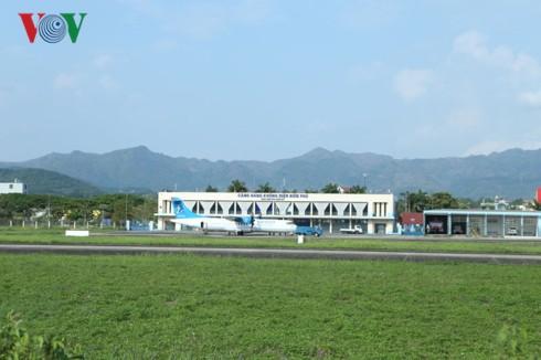 Đề xuất hơn 4.350 tỷ đồng xây dựng mở rộng cảng hàng không Điện Biên - Ảnh 1.