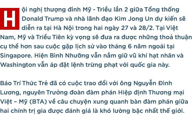 Những toan tính khác lạ của Kim Jong Un dưới góc nhìn của chuyên gia đàm phán quốc tế Nguyễn Đình Lương - Ảnh 1.