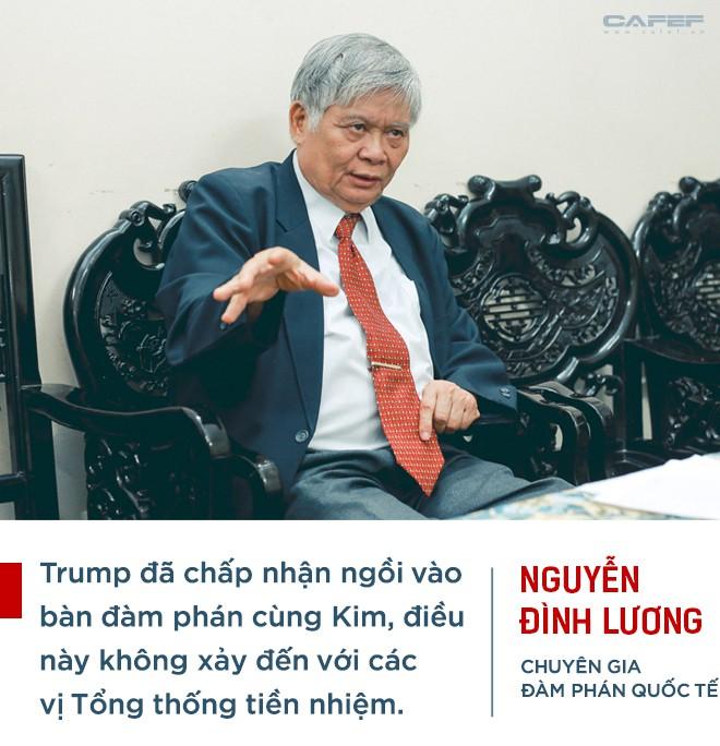 Những toan tính khác lạ của Kim Jong Un dưới góc nhìn của chuyên gia đàm phán quốc tế Nguyễn Đình Lương - Ảnh 8.