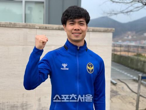Công Phượng: Tôi đến Incheon United để phá vỡ định kiến về cầu thủ Việt Nam - Ảnh 1.