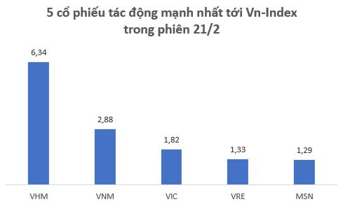 Cổ phiếu VinHomes lập đỉnh mới, vốn hóa thị trường xấp xỉ 14 tỷ USD - Ảnh 1.