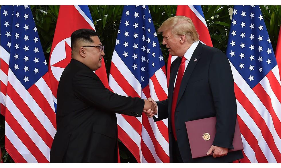 Cố vấn đặc biệt của Tổng thống Hàn Quốc: Ông Kim Jong Un không điên rồ, bốc đồng - Ảnh 8.