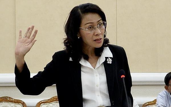 Các dấu ấn nổi bật của Phó Chủ tịch TPHCM Nguyễn Thị Thu  - Ảnh 1.