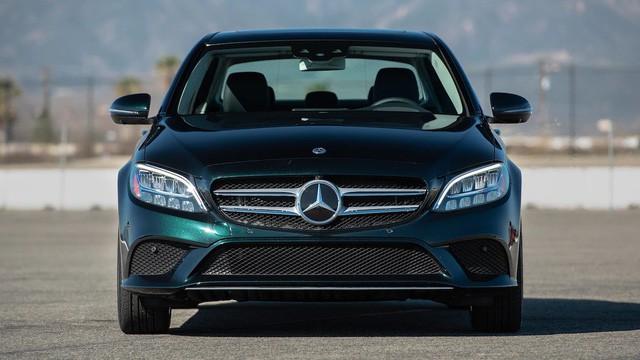 Đánh giá Mercedes-Benz C-Class 2019 trước giờ G - Ảnh 1.
