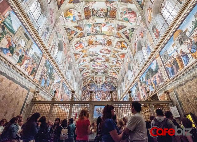 Từ Vatican đến Jerusalem: Hai điểm du lịch tâm linh khổng lồ cho cộng đồng Công giáo và du khách toàn thế giới - Ảnh 2.