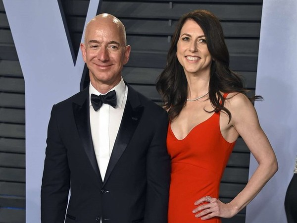 Cuộc chiến phân chia tài sản của cặp vợ chồng tỷ phú giàu nhất thế giới - Ảnh 1.