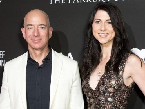 Cuộc chiến phân chia tài sản của cặp vợ chồng tỷ phú giàu nhất thế giới - Ảnh 2.