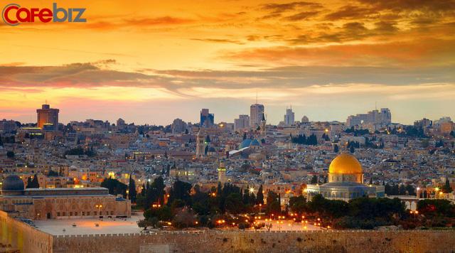 Từ Vatican đến Jerusalem: Hai điểm du lịch tâm linh khổng lồ cho cộng đồng Công giáo và du khách toàn thế giới - Ảnh 4.
