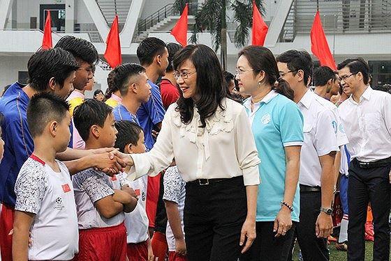 Các dấu ấn nổi bật của Phó Chủ tịch TPHCM Nguyễn Thị Thu  - Ảnh 6.