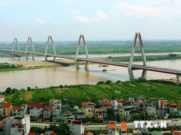 Hà Nội: Xin ý kiến Chính phủ áp dụng cơ chế đặc thù để 4 huyện phát triển lên quận - Ảnh 1.