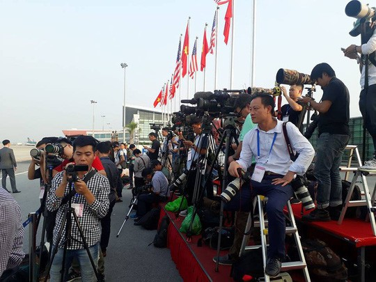 Việt Nam bàn bạc rất sát với Mỹ-Triều về phương án bảo đảm an ninh Thượng đỉnh Mỹ-Triều - Ảnh 1.