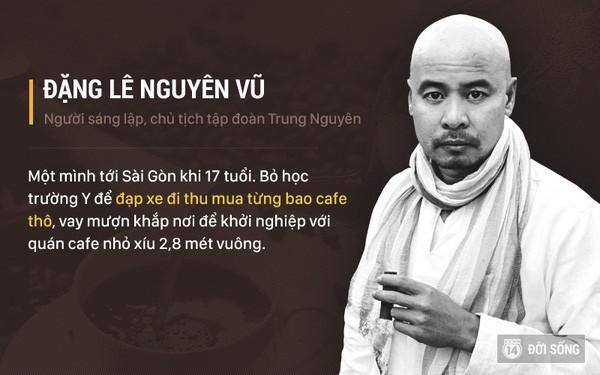 Điều ít biết về ông Đặng Lê Nguyên Vũ: Bỏ học ngành Y để trở thành ông vua cafe với khối tài sản khổng lồ - Ảnh 1.