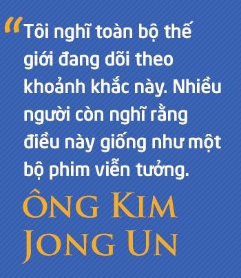 """Con đường từ kẻ thù tới tuyên bố """"phải lòng nhau"""" của Donald Trump và Kim Jong Un - Ảnh 6."""