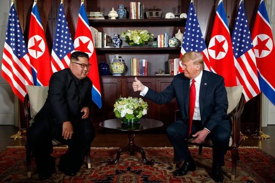 Ông Trump sẽ mềm mỏng tại thượng đỉnh Mỹ - Triều ở Việt Nam?  - Ảnh 1.