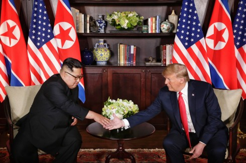 Dư luận Mỹ kỳ vọng về Hội nghị Thượng đỉnh Mỹ-Triều 2 tại Việt Nam - Ảnh 1.