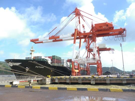 Báo cáo Thủ tướng kết quả thực hiện kết luận thanh tra cảng Quy Nhơn - Ảnh 2.