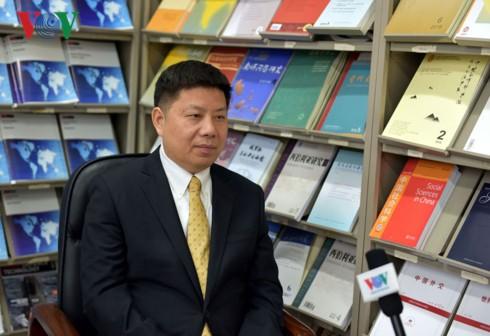 Đàm phán thương mại Trung - Mỹ bước vào giai đoạn then chốt - Ảnh 1.