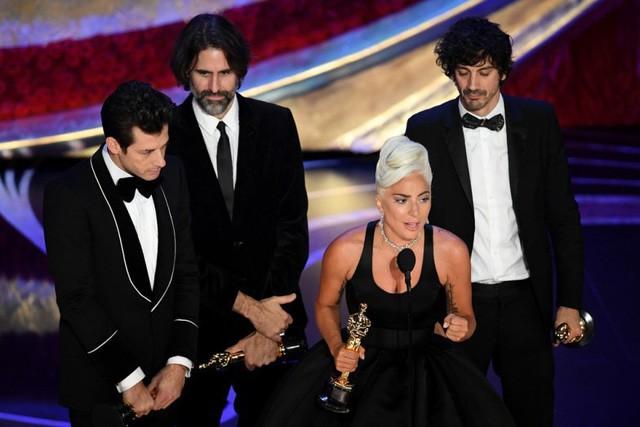 Bài phát biểu truyền cảm hứng của Lady Gaga tại Oscar 2019: Nếu bạn có ước mơ, hãy chiến đấu vì nó. Điều quan trọng không phải là chiến thắng mà là không bao giờ bỏ cuộc - Ảnh 1.