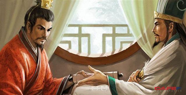 Di ngôn ẩn ý sâu cay trước lúc lâm chung của Tào Tháo và Lưu Bị dạy chúng ta bài học đáng giá muôn đời: Chỉ 1 câu nói khiến người khác phải sống chết trung thành - Ảnh 1.